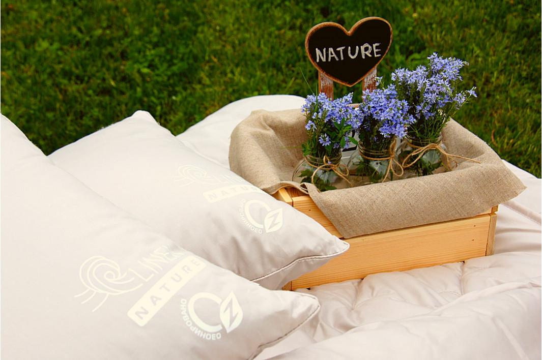 Преимущества льняных изделий для сна