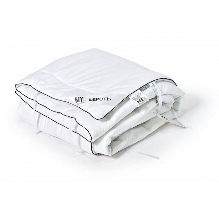 Одеяло «MySelf» овечья шерсть 200г/кв.м.